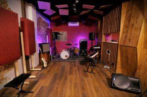 Studio di registrazione ddr studio - Mobili studio registrazione ...